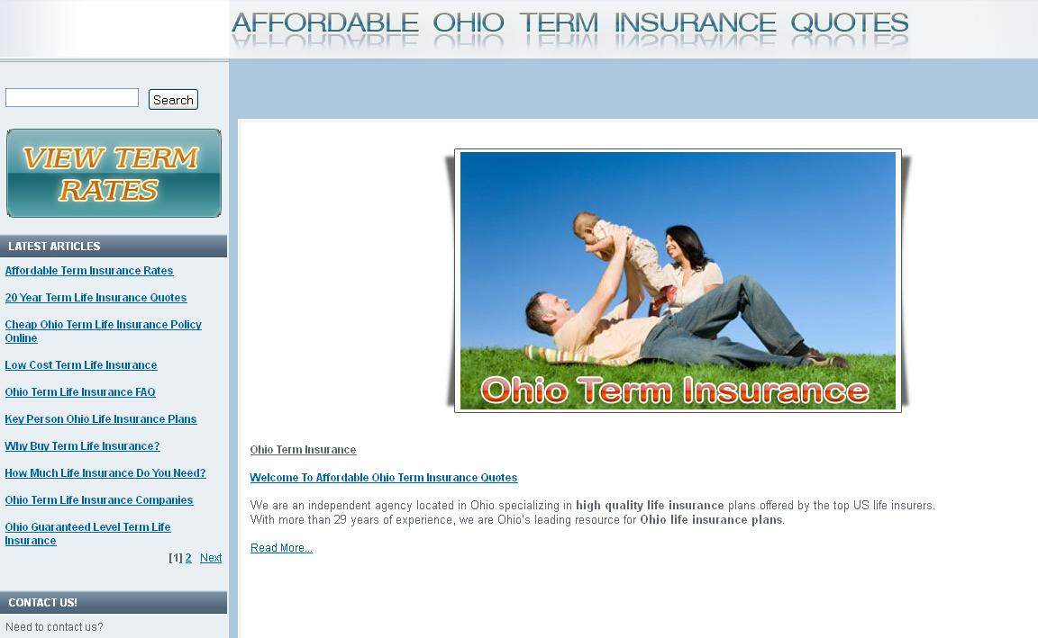 Cheap Insurance Life Quote Term Affiliate  Great Life Insurance Group